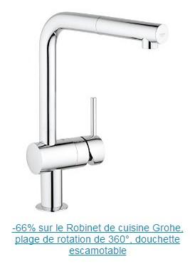 primeday-robinet-cuisine-grohe